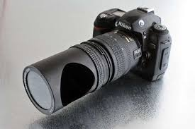 Image of Candid photography camera
