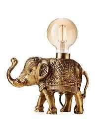 elephant table lamp lamp lamps indiska com