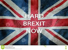 eu and british flags stock photo image 73056781