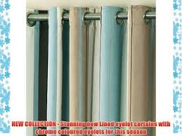 Duck Egg Blue Blackout Curtains Pair Of Plain Dark Grey Eyelet Ring Blackout Dimout Curtains 108