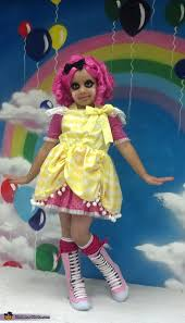 lalaloopsy costumes lalaloopsy crumbs sugar cookie doll costume for