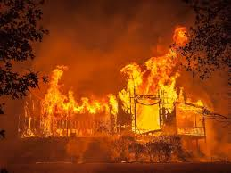 with toll of at least 31 california wildfire outbreak among