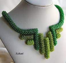 beaded necklace with seed images 106 best right angle weave images beaded jewelry jpg