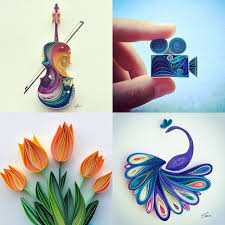 quilling designs colorful quilled paper designs by sena runa colossal