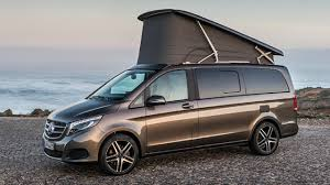 bmw volkswagen van it u0027s merc u0027s answer to the vw camper top gear