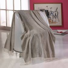 plaid en cachemire plaid en cachemire soie avec les franges produit en italie