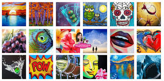 Best Painting Wine And Painting Las Vegas With Best Painting Parties Call 702