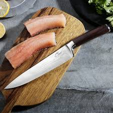 amazon com chef knife by clear kitchen knives sushi damascus