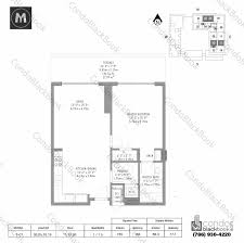 Midtown Residences Floor Plan midtown 2 unit h1609 condo for rent in midtown miami condos