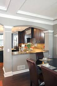modern open concept kitchen wondrous remarkable kitchen design with dining room and green