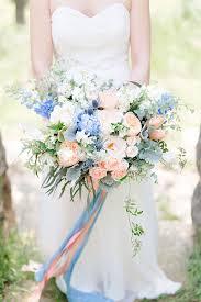 Popular Bridal Bouquet Flowers - fall in love rose quartz u0026 serenity flower inspiration pantone