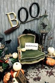 Vintage Halloween Decorations Simple And Unique Black And White Ideas For Halloween Decorations