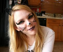 spirit halloween cheshire cat kitty cat makeup pinterest images
