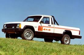 1985 jeep comanche 1986 1992 jeep comanche review gallery top speed