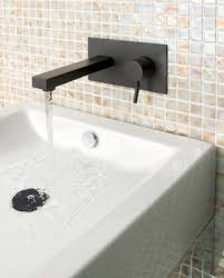 Aquabrass Faucet Add Drama With A Black Faucet Abode