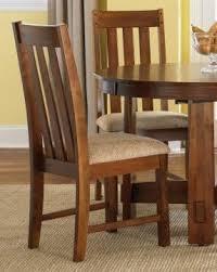 mission oak dining room chair foter