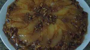 cranberry pear upside down cake recipe allrecipes com