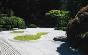 Zen Water Garden Zen Garden By Orchidpavilion On Deviantart