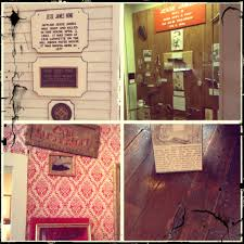 the jesse james house the adventures of jack n kat