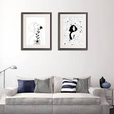 Nordic Home Compare Prices On Poster Black Online Shopping Buy Low Price