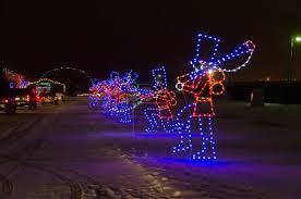 magical winter lights grand prairie canad inns winter wonderland