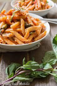vegan mushroom gravy recipe dishmaps penne in spicy marinara sauce with fresh asparagus