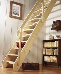 timber space saver stairs attic designs loft conversion