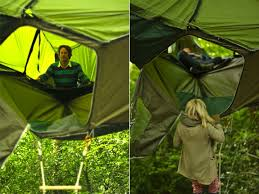 tentsile the giant suspended treehouse tent hammock spot cool