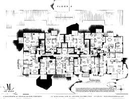 The O2 Floor Plan The Mark Floor Plans Scott Finn U0026 Associates