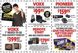 black friday car sales black friday promotion tint world