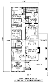 5094 best house garage floor plans images on pinterest house craftsman style house plan 3 beds 2 baths 1628 sq ft plan 137
