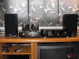 Polk Audio Rti A3 Bookshelf Speakers Victory 300b Integrated Polk Audio Rti A3 Package Photo 117679
