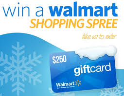 how to win gift cards win a 250 walmart gift card
