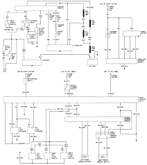 toyota starter wiring diagram toyota wiring diagrams instruction