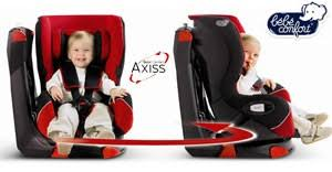 siège auto bébé confort axiss bebe confort lance un siege auto revolutionnaire