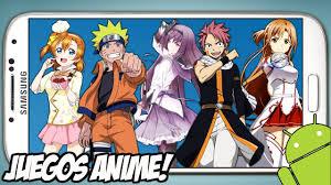 imagenes juegos anime top 10 mejores juegos anime para android youtube