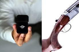 shotgun wedding ring jeweler offers shotgun wedding sale buy a ring get a