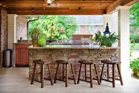 Outside Kitchens Designs Outdoor Mission Kitchen