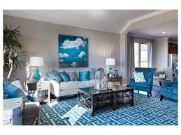 high ceiling hardwood flooring beach style molding trim blue