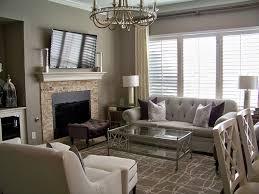before u0026 after chic family room heather scott home u0026 design