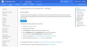 How To Draw A Route On Google Maps by How To Register A Google Maps Api Key U2013 Enfold Theme Documentation