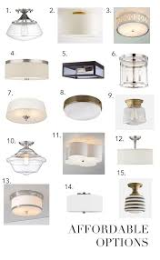 lowes flush mount lighting 38 types essential semi flush mount lighting lowes drum pendant