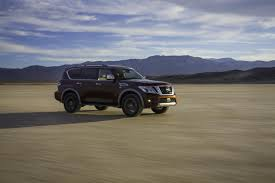 nissan armada 2017 for sale 2017 nissan armada subjected to serious off road test autoevolution