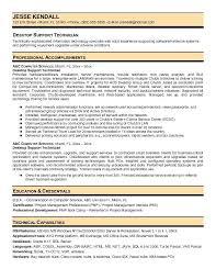 resume accomplishments sample resume samples administrative
