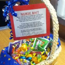 hospital gift basket another pinner says i am a and one of my patients in the