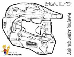 halo coloring pages itgod me