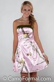 pink camo bridesmaid dresses 2015 strapless short bridesmaids