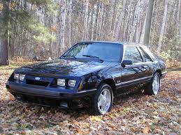 All Black Mustang 5 0 1985 Ford Mustang 5 0 Specs Car Autos Gallery