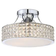 Quoizel Flush Mount Ceiling Light Buy Quoizel 3 Light Ceiling Light From Bed Bath Beyond