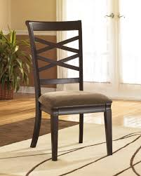 hayley dining room upholstered seat side chair shopac dining